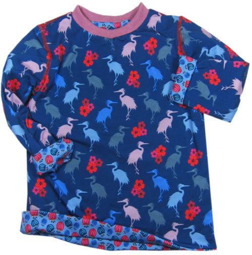 IMKE Schnittmuster für Kinder von farbenmix - Shirts selber nähen - Oberteile für Kinder nähen
