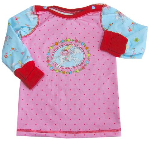 MARIELLA Schnittmuster farbenmix - Kindershirt selber nähen - Schnittmuster für Kinderoberteile farbenmix