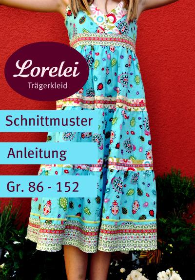 SchnittSchnappderWoche - LORELEI - ein Sommerkleid jetzt zum Schnäppchenpreis als Ebook bei farbenmix