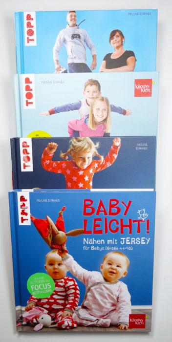 Weihnachtsgeschenk für Nähbegeisterte - jetzt eine handverlesene Auswahl an Nähbüchern bei farbenmix im Shop
