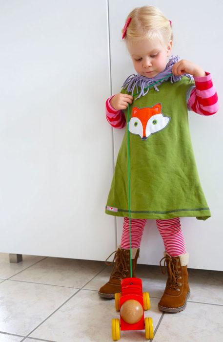 neu in der farbenmix Geburtstagswoche - Amelie - neue überarbeitetes Schnittmuster für eine Tunika