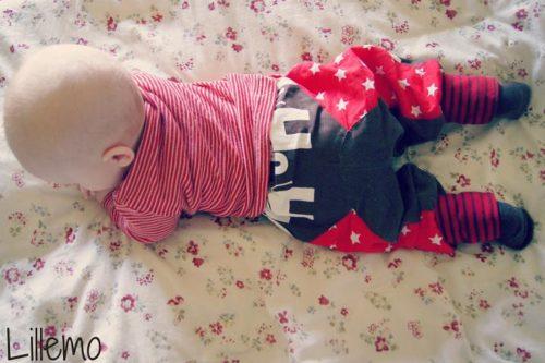 Zwergenverpackung Vol. 2 - Jeans selber nähen für Babies
