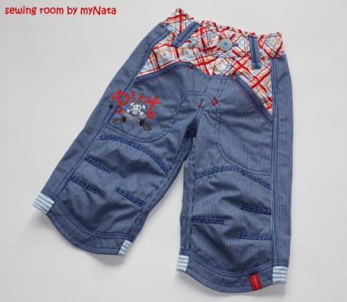 mein liebstes Schnittmuster für Jungs ist pitt design klasse kleckse - tolle Nähanleitung für eine Jungen Hose