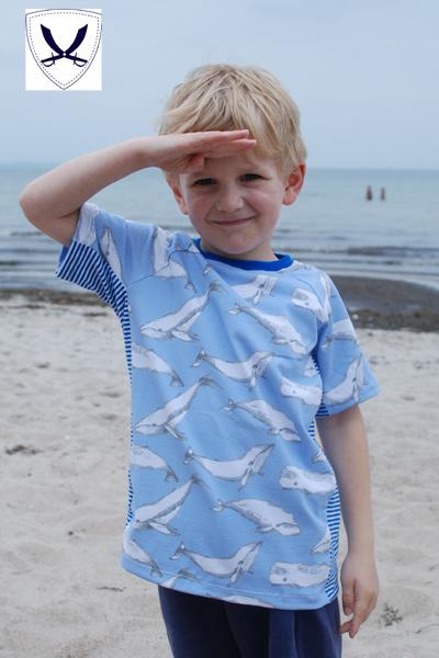 Raglanshirts für Jungs - ein Ebook von farbenmix - Nähen für Jungs Shirts und Oberteile