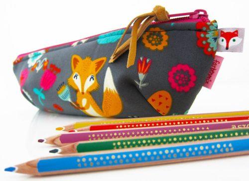 Taschen und Täschchen aus Softshell. Tipps und Tricks jetzt von farbenmix