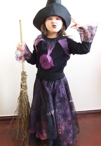 Halloween Kostüm selber machen – ganz einfach