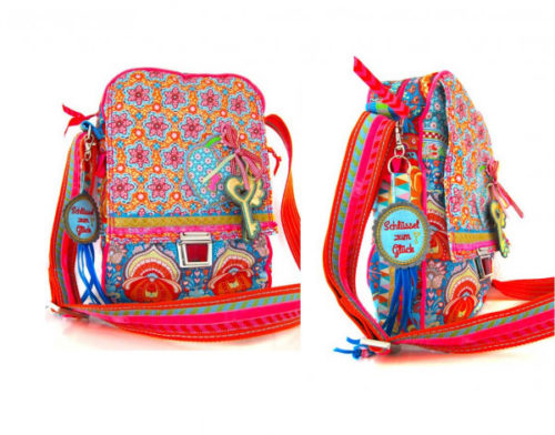 Die Männertasche nähen mit dem Taschenschnittmuster aus der TS2 von farbenmix