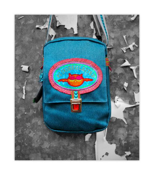 Männertasche von farbenmix
