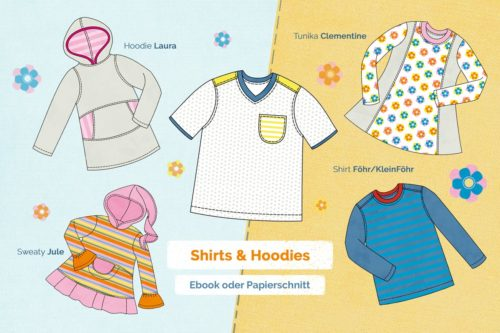 Shirt Schnittmuster bei farbenmix