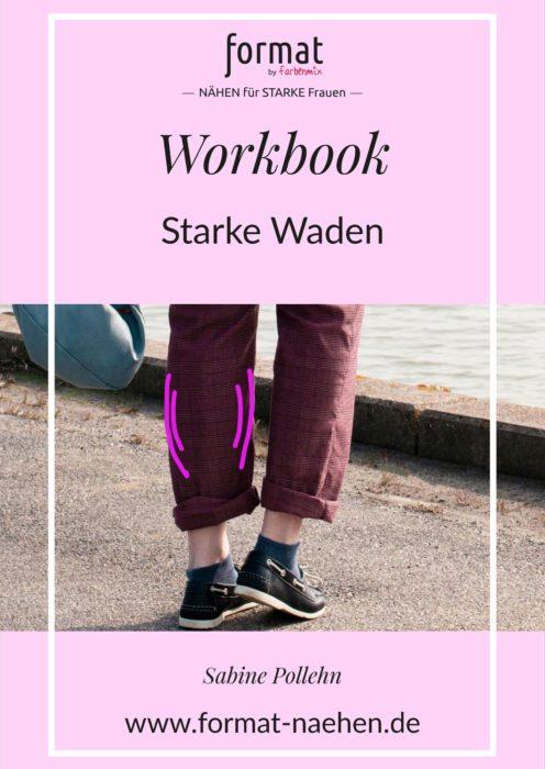Workbook starke Waden Format Nähen