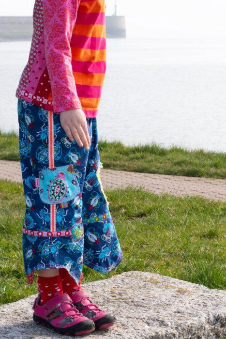 WEEKE eine schöne und Weite Zipfelhose - jetzt mit überarbeiteter Anleitung bei farbenmix