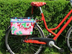 Tag des Fahrrads - näh dir was hübschen fürs Fahrrad
