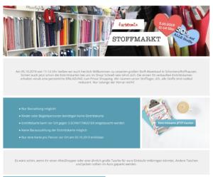 farbenmix Stoffmarkt