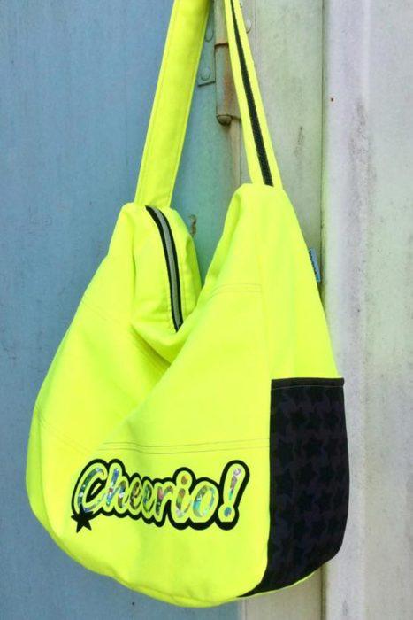 coole Tasche für jeden Tag nähen mit Änne