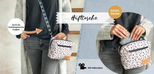 Hüfttasche als Einzelebook jetzt zum Einführungspreis