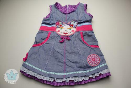 Kleid mit Wiener Nähten nähen mit Schnittmuster Ebook von farbenmix