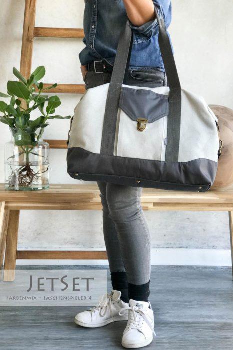 Einzelebook der JetSet Tasche aus der Taschenspieler 4 Serie