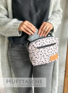 Hüfttasche als Einzelebook jetzt neu bei Farbenmix Taschenspieler 4
