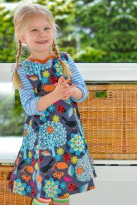 Muriel Kinderkleider nähen