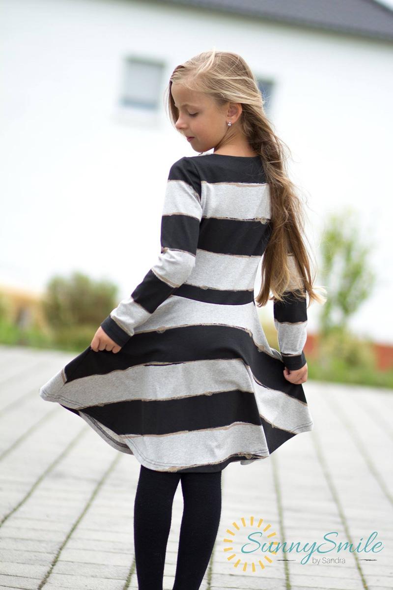 festliche kleider nähen inspirationen für mädchen und teenager