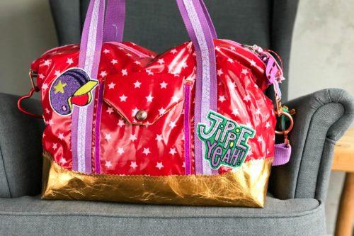 Neu im Shop Einzelebook der JetSet Tasche aus der Taschenspieler 4 Serie
