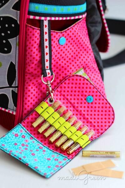 kostenlose Anleitung klitzekleine schnelle Nähprojekte von farbenmix