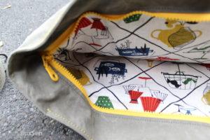 Crossbag 2 aus der Taschenspieler 5 Serie von farbenmix