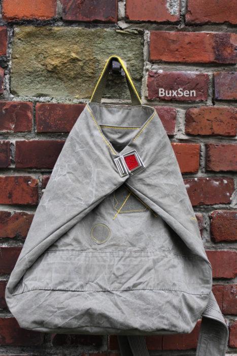 Crossbag aus der Taschenspieler 5 Designbeispiel BuxSen