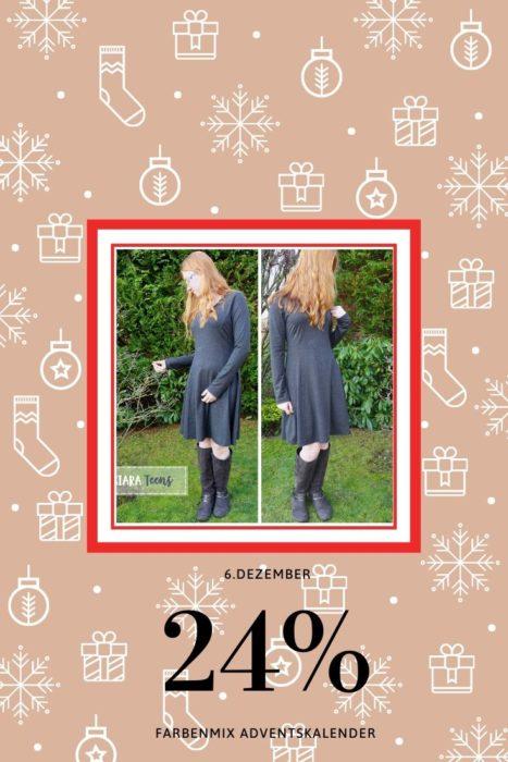 Kiara Teens - Farbenmix Adventskalender Tag 6