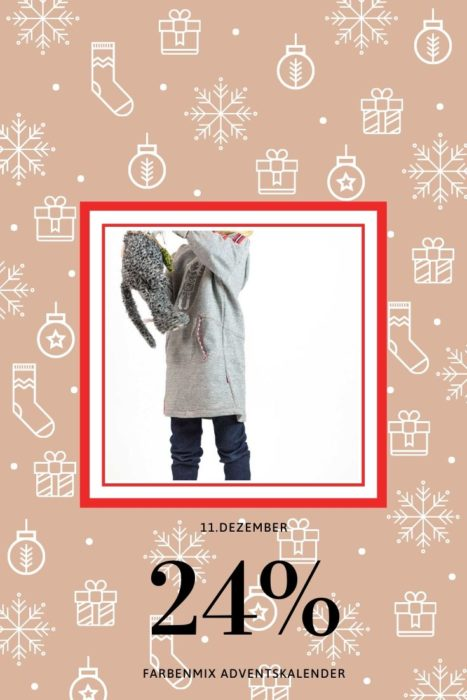 Adventskalender Tag 11 farbenmix Ebook Aktion 2019