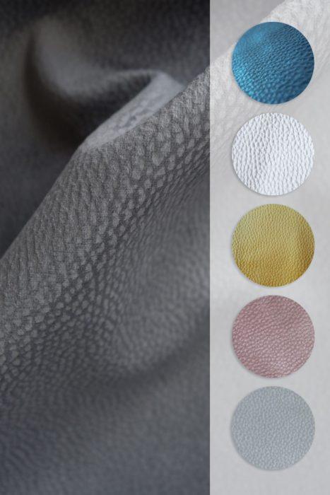 Velours Taschenstoff farbenmix
