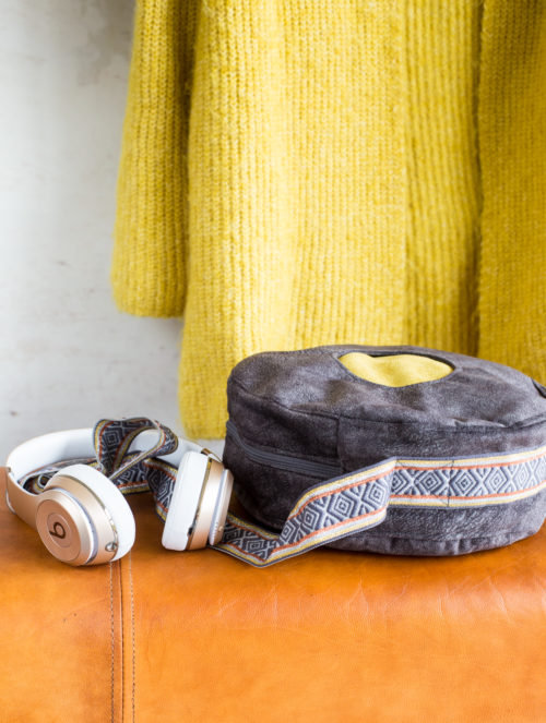 Rundtasche nähen mit dem Schnittmuster und Anleitung von farbenmix Taschenspieler 5