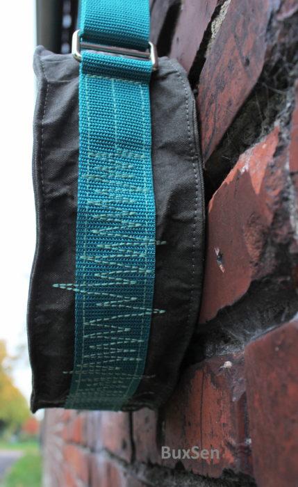 Runde Tasche nähen Taschenspieler 5 farbenmix