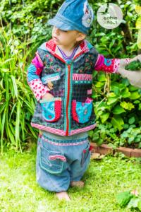 Kinderweste ELISA von Farbenmix