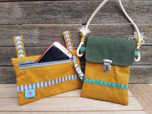 neue Ebooks für kleine Taschchen von farbenmix zum sofort download