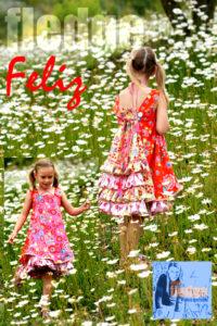 Trau dich an Webware tolle Ebooks mit Anleitung Kleider Mädchen
