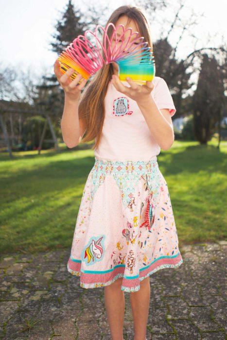 Kinderrock TESS von farbenmix