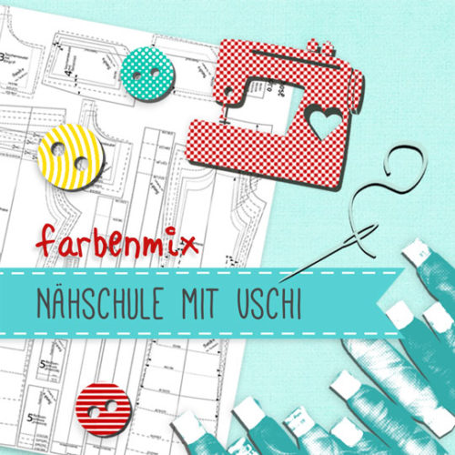Update farbenmix Nähschule