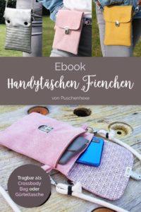 Handy Tasche Fienchen Taschen von Puschenhexe farbenmix Ebook
