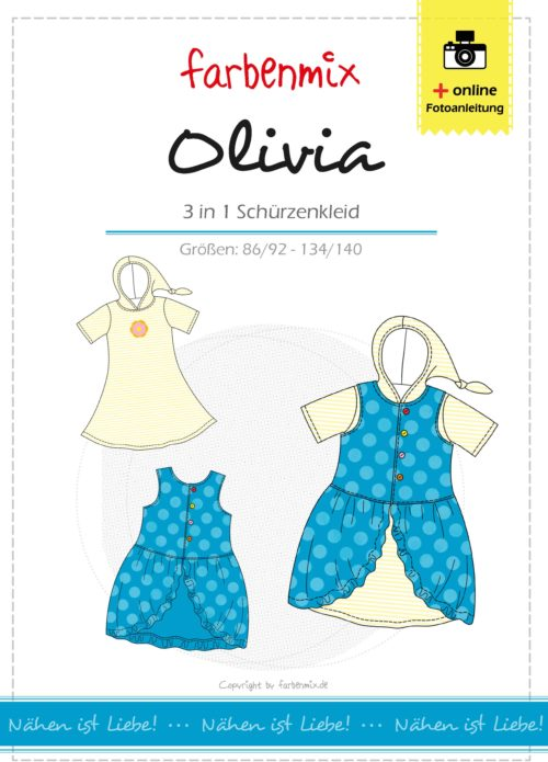 Schürzenkleid Olivia