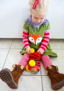 Tunikakleid Amelie von farbenmix