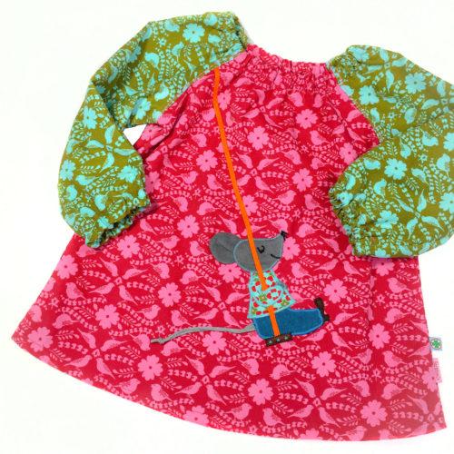 Tunikabluse für Kinder nähen farbenmix Ebook