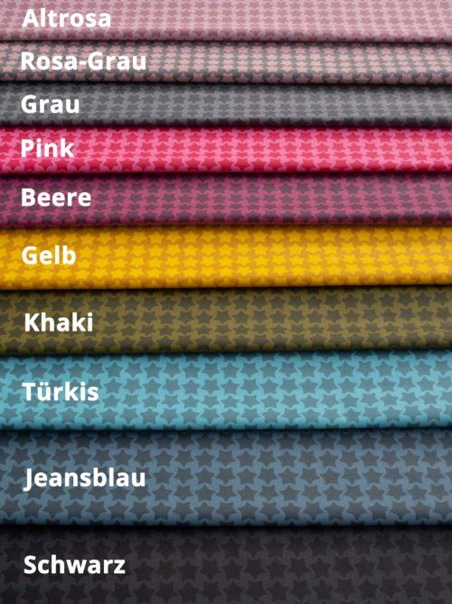farbenmix beschichtete Baumwolle - jetzt wieder da
