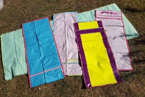 Liegewiese Staaars beschichtete Baumwolle