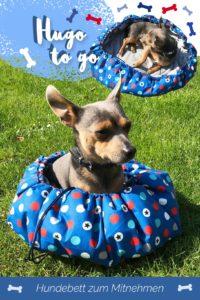 Hundekörbchen nähen mit Ebooks von farbenmix