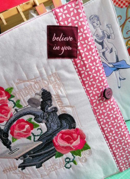 believe in you farbenmix label Etiketten