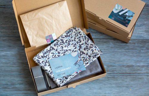 Materialpaket farbenmix Adventskalendertasche