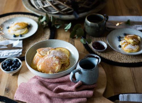 Pancakes Rezept Frühstück bei Emma