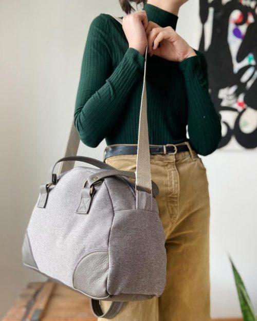 Taschen Ebook Weekender von Melanie - lecker & nähen