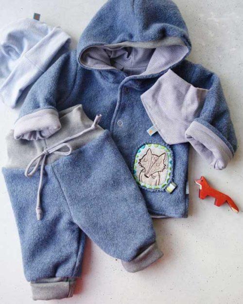Nähen für Babys Erstausstattung
